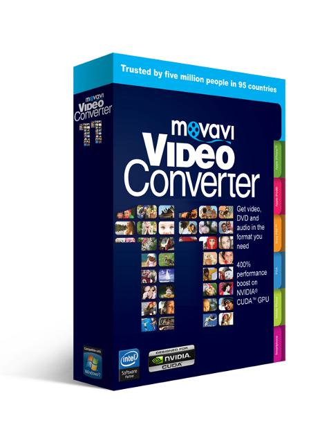 Movavi Video Converter 9.0.1 Rus