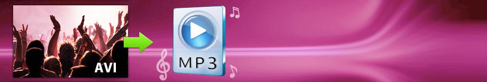 Как конвертировать AVI в MP3