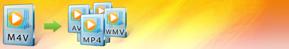Movavi Video-in-M4V Converter