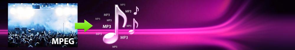 MPEG in MP3 Konverter von Movavi