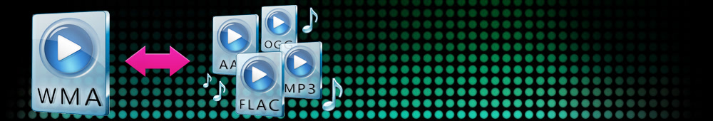 WMA Audio konvertieren