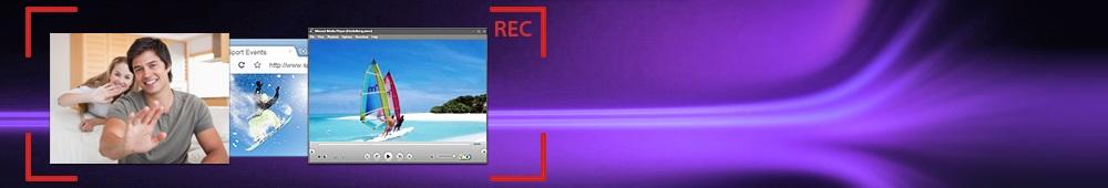 Movavi Video-Aufnahme Software