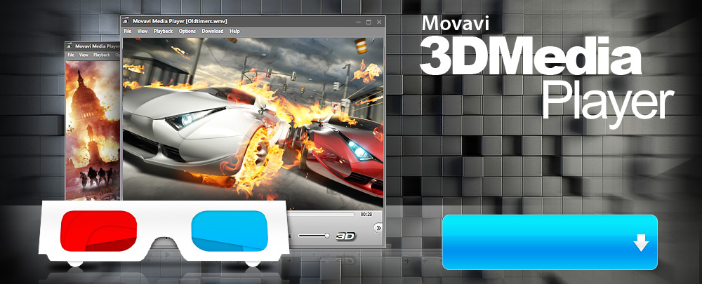 Playback any media files and DVD with Movavi Media Player