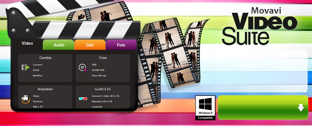 Movavi Video Suite SE v11.3 - ITA