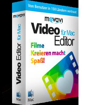 Movavi Video Editor für Mac