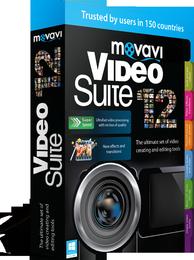 Faire le montage vidéo : Movavi Video Suite