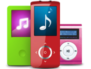 Save music from Movavi MP3 Converter on Mac to Mobile Devices