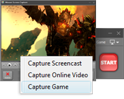 Save your game footage with Movavi Game Capture