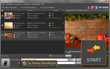 dvd auf ipod konvertieren