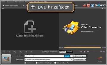 DVD zu MKV Konverter
