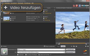 Movavi HD Video Converter