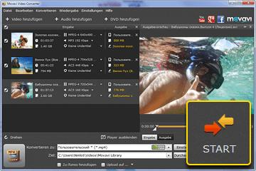 Wandeln Sie Ihre MOV-Dateien in MP4 um