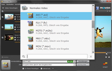 MOV Video Converter