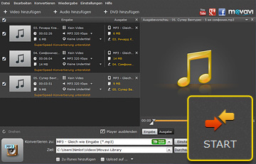 Movavi Audio MP3 Converter