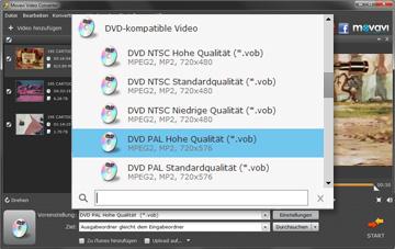 Movavi PAL/NTSC Videokonverter