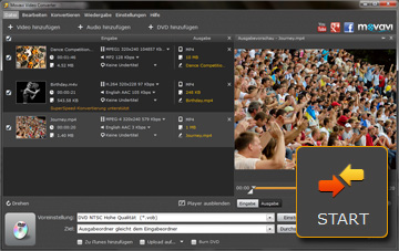 Movavi DVD- zu Videoconverter