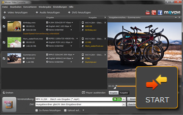 Movavi MP4 Videokonverter
