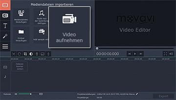 Zusätzliches Video aufnehmen