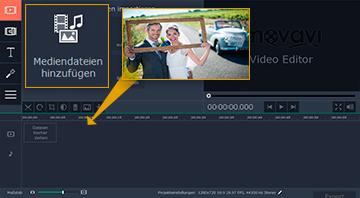 Movavi Videoschnittprogramm