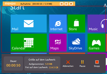 Movavi Desktop-Recorder