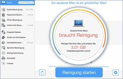 apps deinstallieren mac