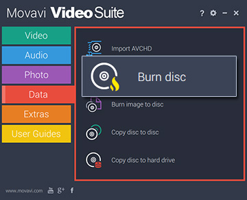 CD and DVD Burning Software