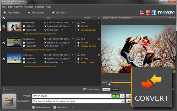Step 4 - Compress Video Files
