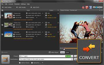 Step 4 - Compress Video Files