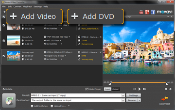 transfer videos and dvds to ipod download movavi converter