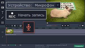 Как сделать озвучку видео