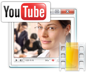 Share your PowerPoint presentation as a video to Youtube