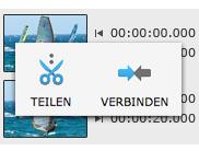 Videoschnitt mac
