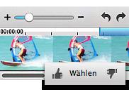 Video heraustrennen mac