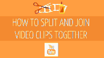 How to cut and merge videos together