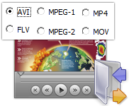 Convert SWF to MP4 to view on Mac or PC