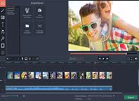 Video bearbeiten. Screenshot
