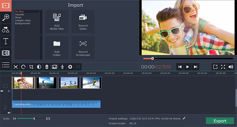 how to take a screen capture video on mac