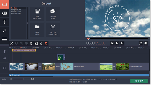 movavi video editor full indir