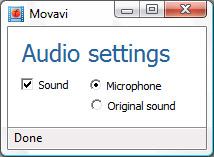 Movavi SWF to Video Converter Screenshot