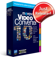What's new in Movavi Video Converter 10?