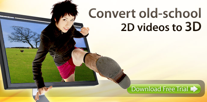 Try Movavi Video Converter 3D Free
