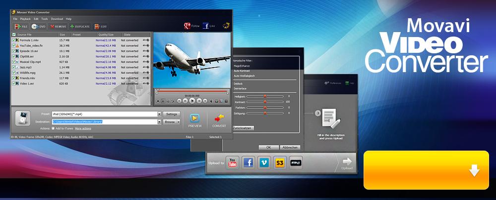 Windows 7 Movavi Video Editor 21.2.1 full