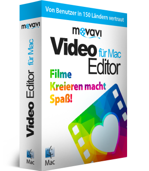 Movavi Video Editor für Mac