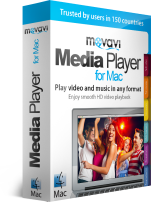 Movavi Media Player für Mac