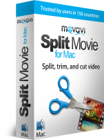 Split Movie für Mac