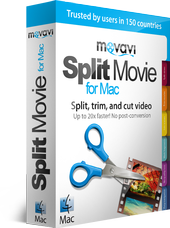 Movavi Split Movie pour Mac