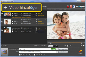 FLV in MP3 Converter