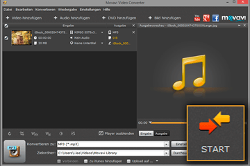 MPEG in MP3 Converter