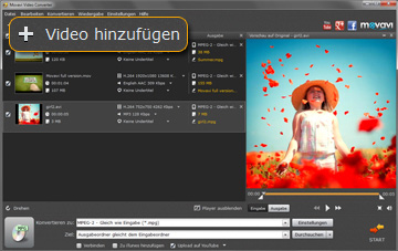 Movavi Video Musik und Video Converter