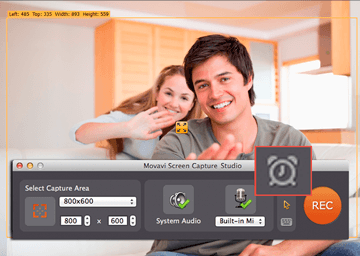 Step 2.2 - Capture streaming video on Mac quickly and easily
